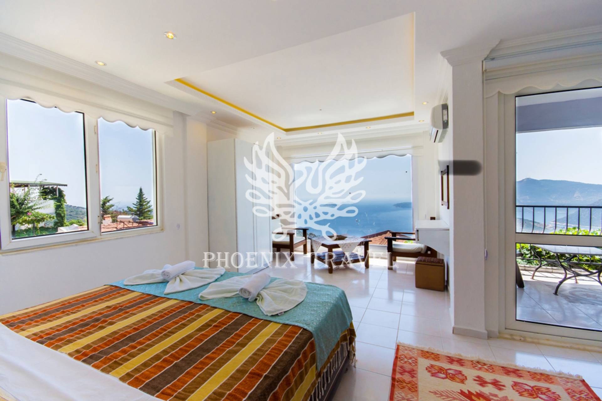 WONDERFUL SEA VIEW WITH 3 BEDROOMS