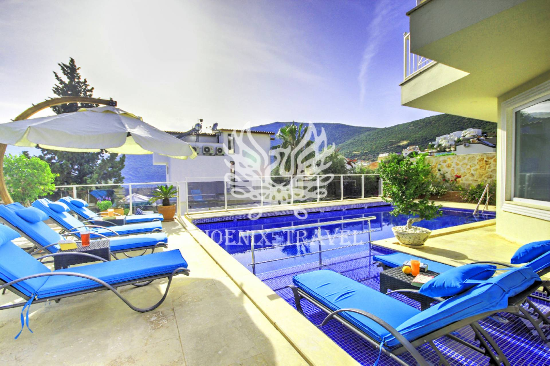 PRIVATE LUXURY VILLA IN KALAMAR BAY KALKAN