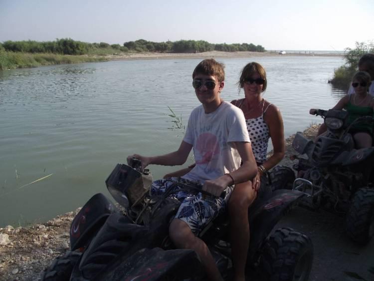 Quadbike and Buggy Safari