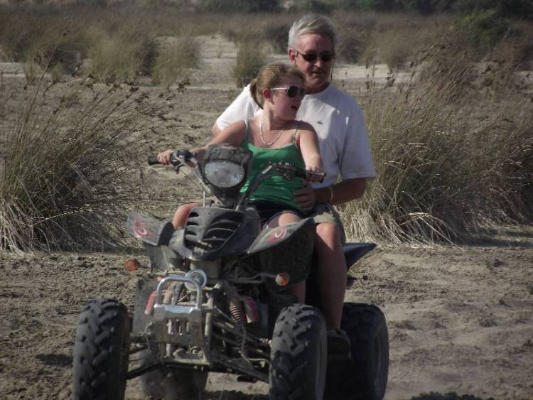 Quadbike and Buggy Safari