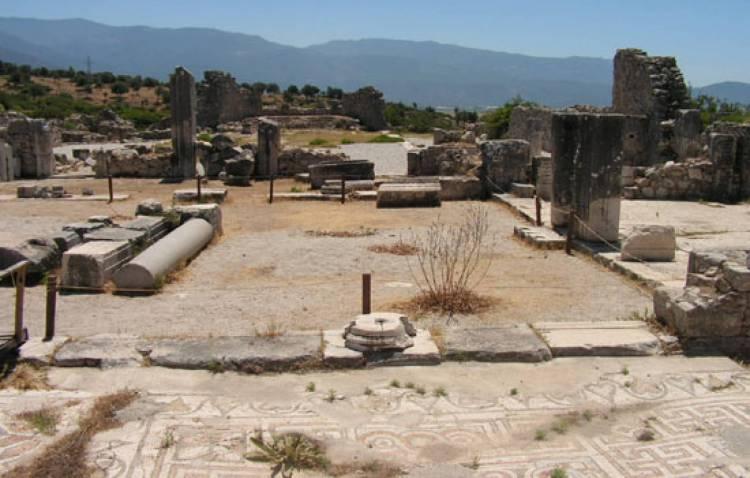 Xanthos-Saklıkent&Patara
